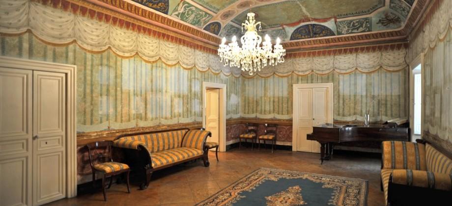 Historic house San Carlo