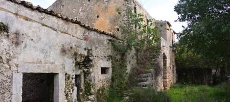 Antico mulino di Pantalica