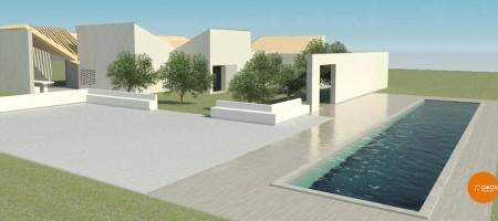 Villa in C.da Maccari