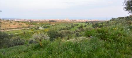 Terreno panoramico Bochini
