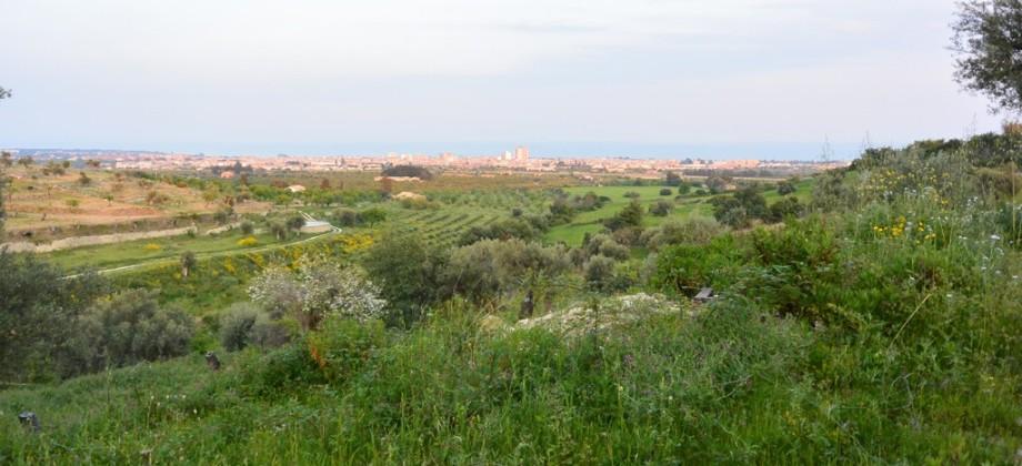 (Italiano) Terreno panoramico Bochini