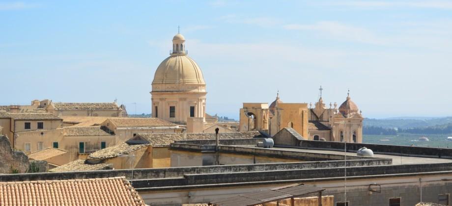 Casa con terrazzo via Ragusa