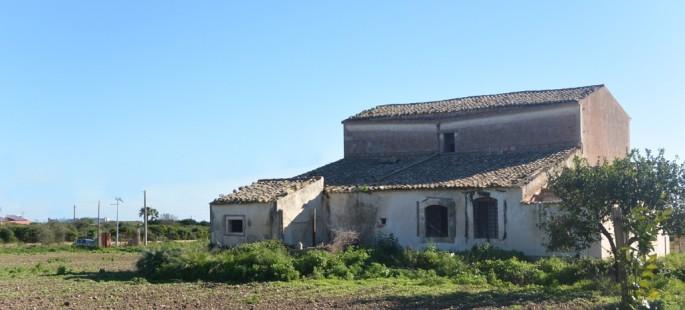 Caseggiato ad Avola