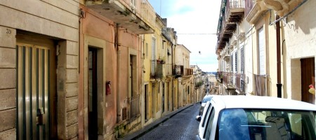 Casa in via Ascenso Mauceri