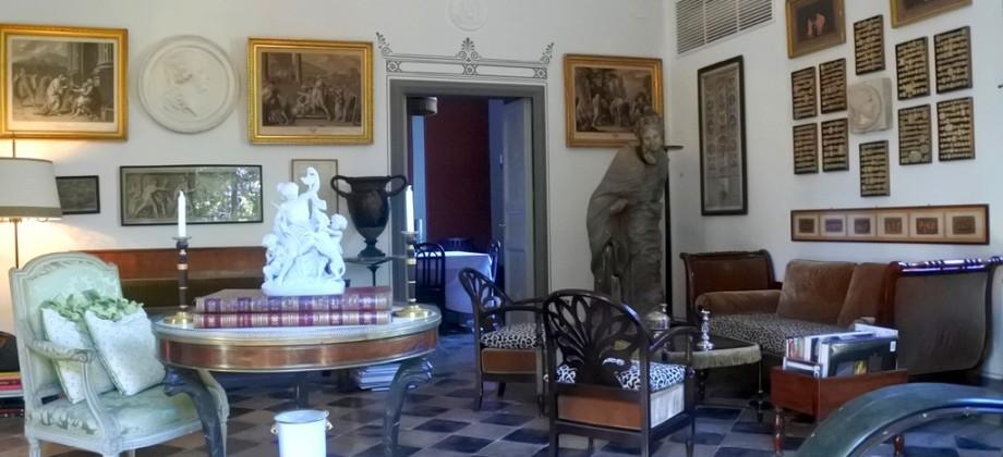 Residenza storica a San Corrado Fuori le Mura – Noto