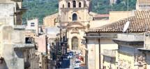 (Italiano) Appartamento vista panoramica a Noto Centro Storico