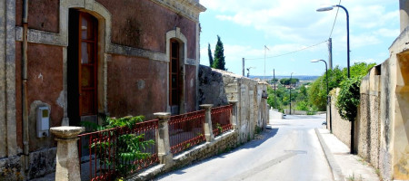 (Italiano) Villetta con terrazzo a San Corrado Fuori Le Mura