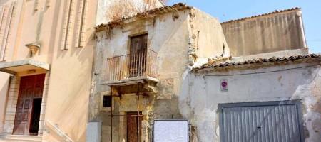 Casetta nel quartiere Mannarazze