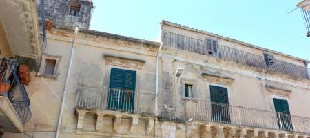 Palazzo storico al Corso Savoia – Rosolini