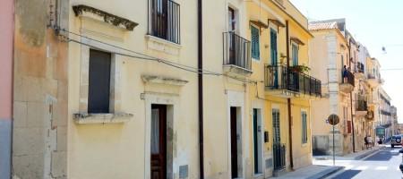 Casa singola a Noto zona Crocifisso