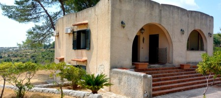 (Italiano) Bed and Breakfast con giardino a Noto Antica