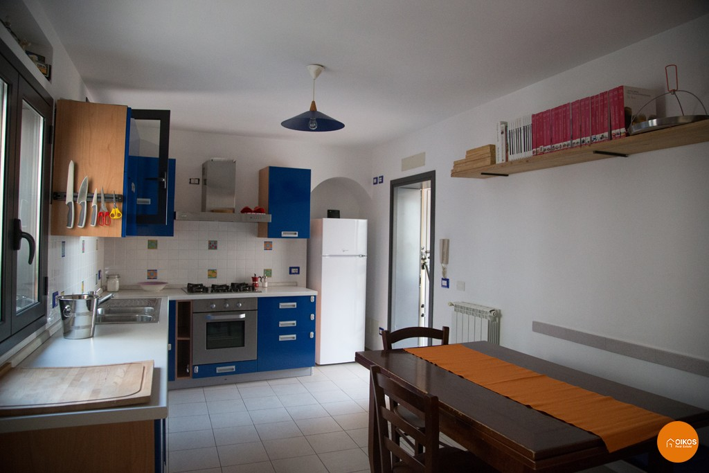 House with terrace in Santa Caterina | Oikos Immobiliare
