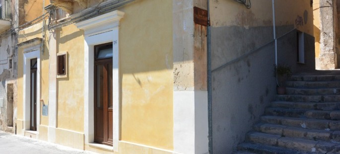 Renovated cottage in the heart of the historic center of Noto