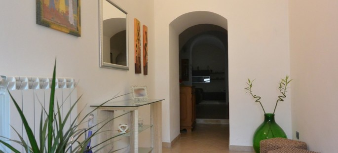 Appartamento ristrutturato in via Aurispa-Noto