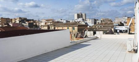 Casa singola con terrazzo