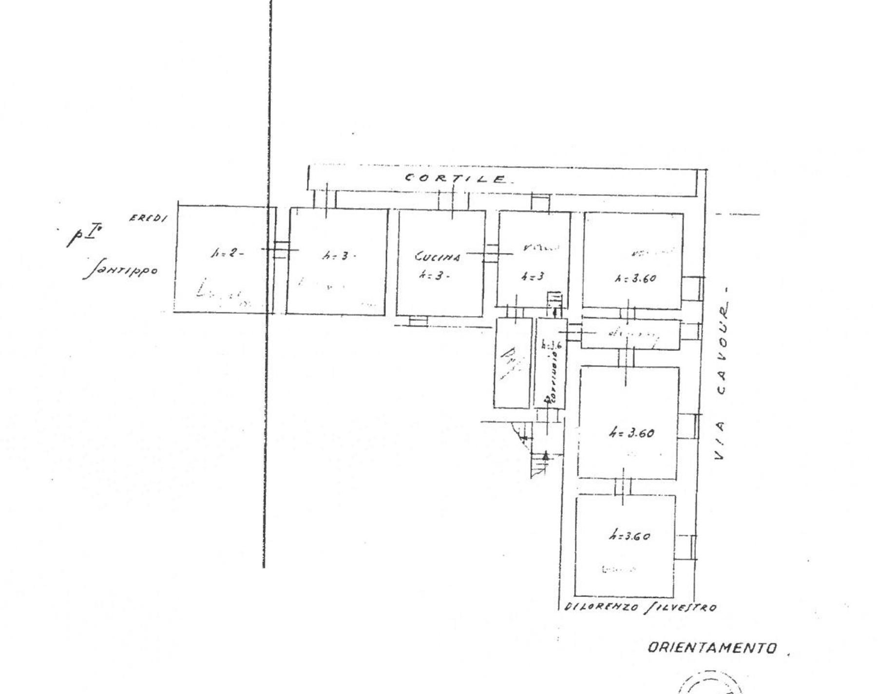 Appartamento Palazzo Astuto 34