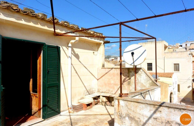 Casa con Terrazzo a Noto Centro Storico
