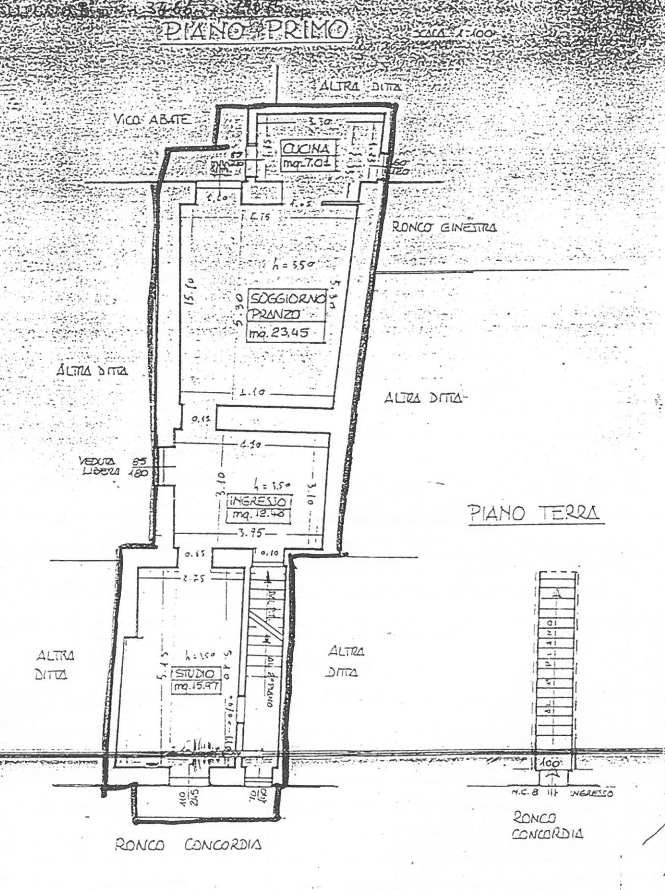 Casa con Terrazzo a Noto Centro Storico 41