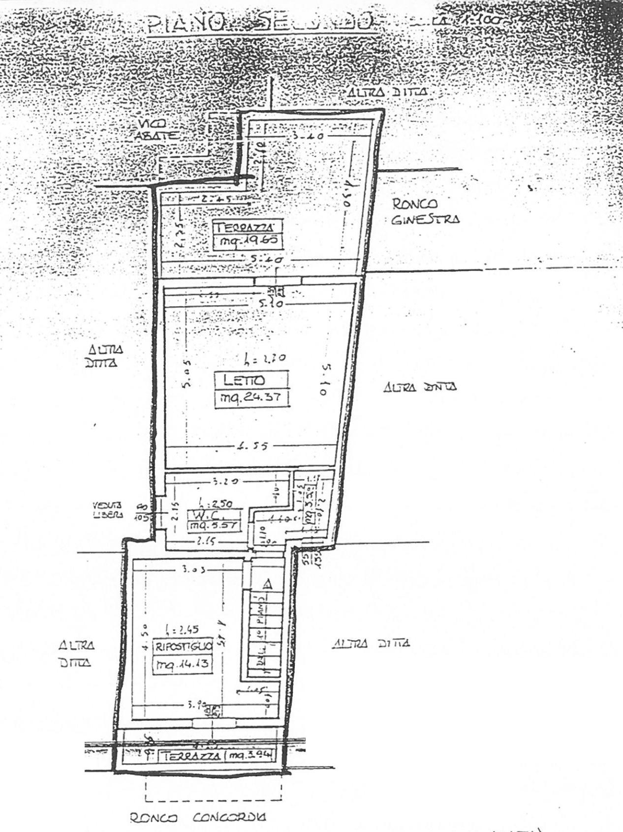 Casa con Terrazzo a Noto Centro Storico 42