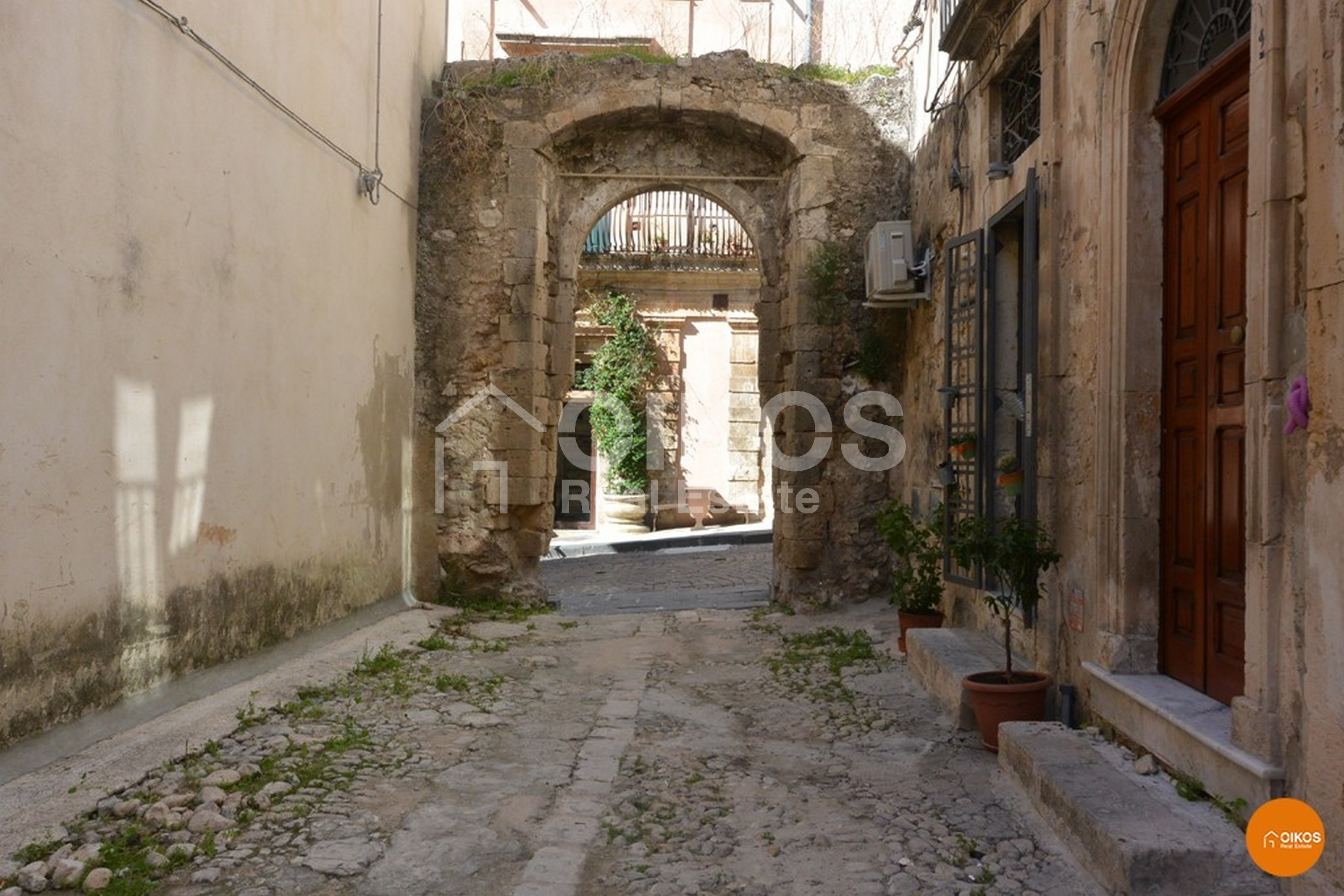 Casa indipendente in via Rocco Pirri a Noto