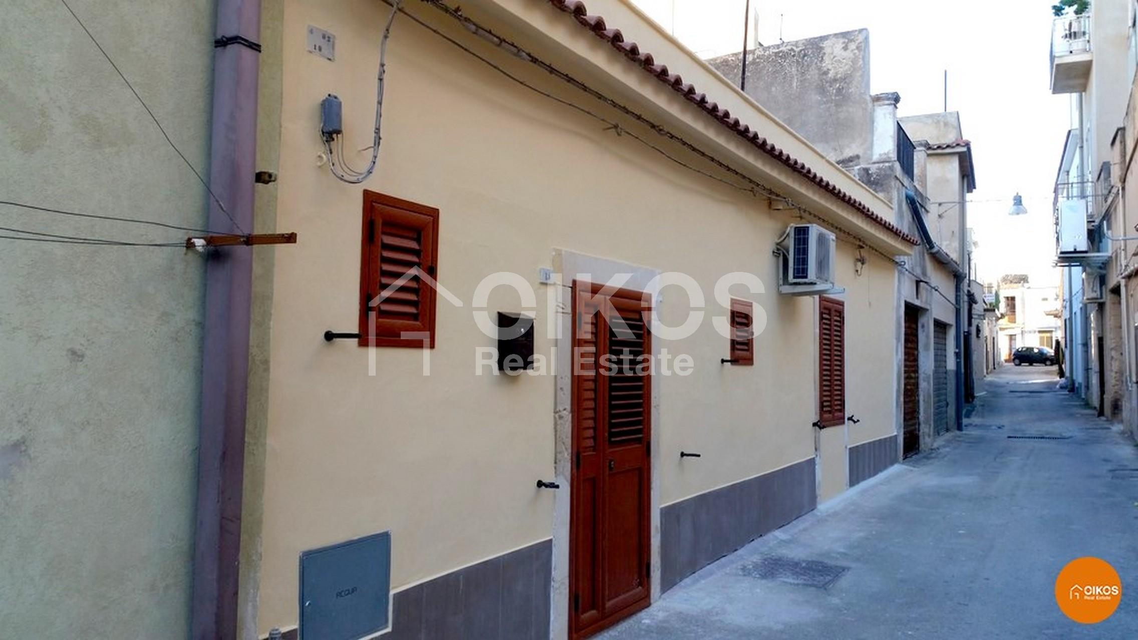 Casa in via Mameli Piano Alto Noto