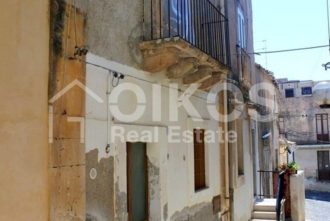 Casa indipendente centro storico a Noto