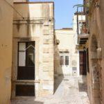 Casa vico Alessio quartiere di Santa Caterina, Noto