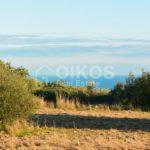 Terreno panoramico in contrada Meti