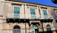 Palazzetto storico in via Principe Umberto Noto