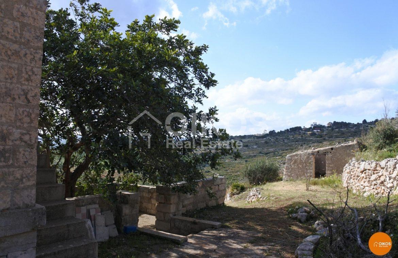Terreno c.da Santa Elia