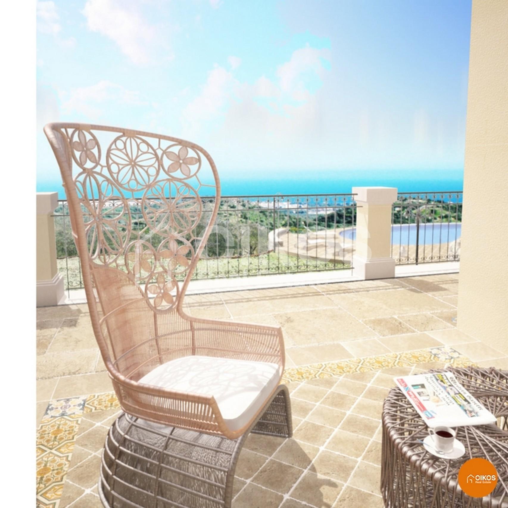 Villa con piscina vista mare oikos real estate - B b noto con piscina ...