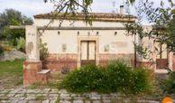 Villetta in contrada Laufi