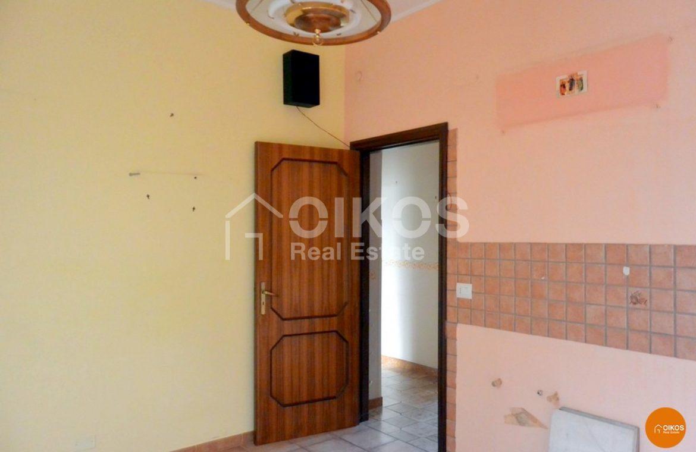 Appartamento con terrazzo in via Spontini