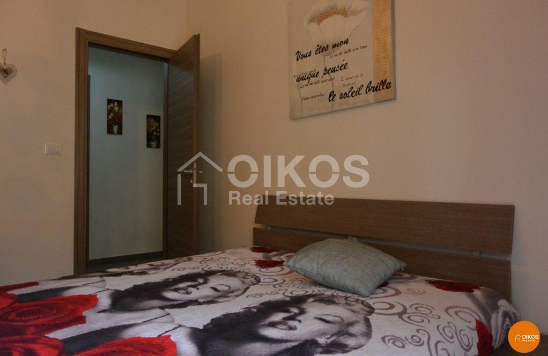 Appartamento con garage in via Roma