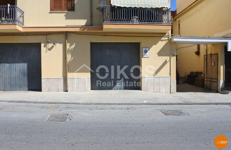 Garage in via Napoli Noto