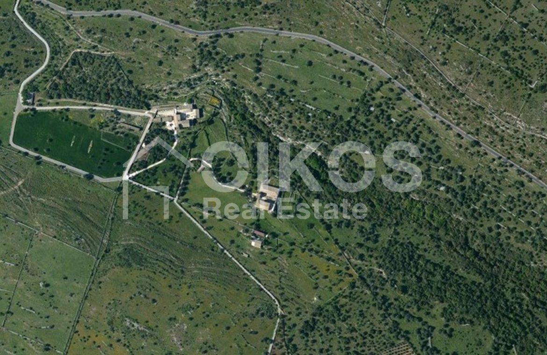 la masseria fortificata 39