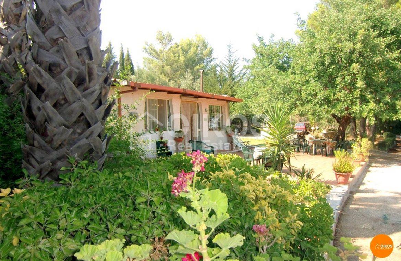 Villa a Noto Antica