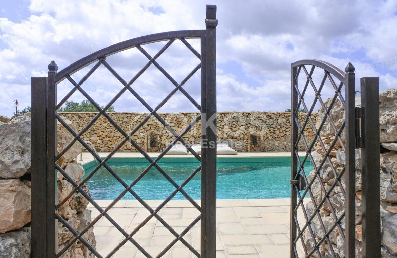 Prestigioso casale siciliano dell'800 14