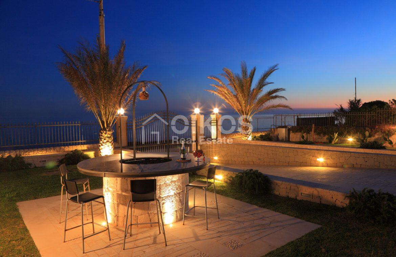 Villa con accesso diretto al mare2