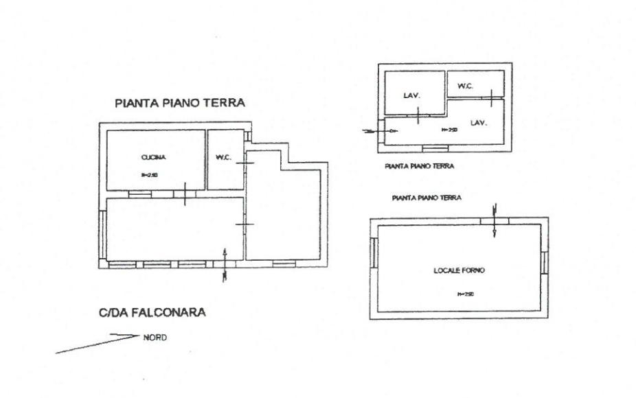 Villetta in C da Falconara