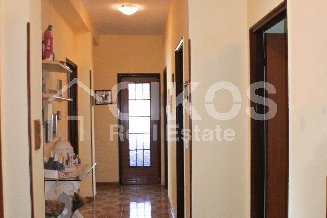 Ampio e luminoso appartamento con garage 1