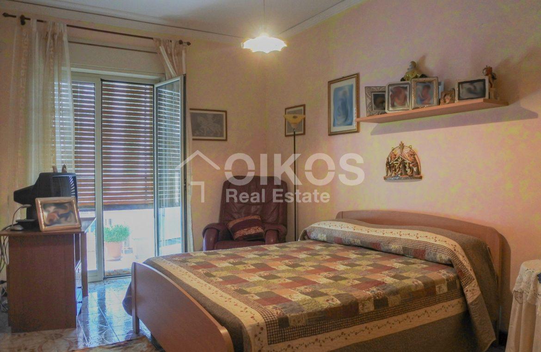 Ampio e luminoso appartamento con garage 10
