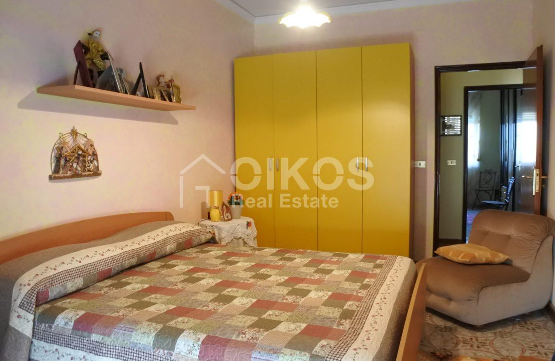 Ampio e luminoso appartamento con garage 11