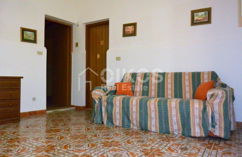 Casa singola con due terrazzini nella vicina Cattedrale di Noto202