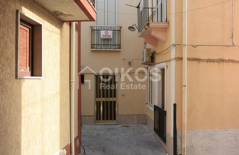 Casa singola con due terrazzini nella vicina Cattedrale di Noto6