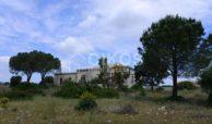Casale dell'800 nella campagna siciliana 1