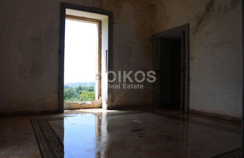 Casale dell'800 nella campagna siciliana 15