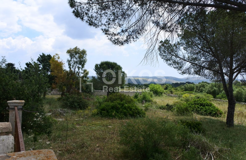 Casale dell'800 nella campagna siciliana 7