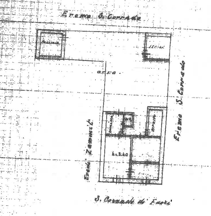 Villetta con terrazzo a San Corrado Fuori Le Mura