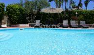 villa con piscina San Corrado F M 07